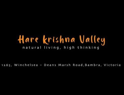 Hare Krishna Valley | Open Day